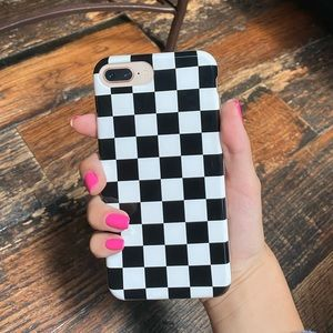 Recover Urban Outfitters Checkerboard Phone Case